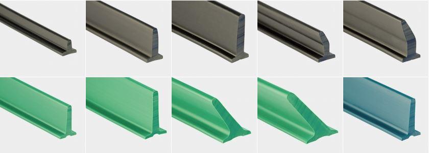PVC cleats